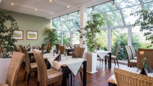 Wintergarten im Restaurant Bad Griesbach